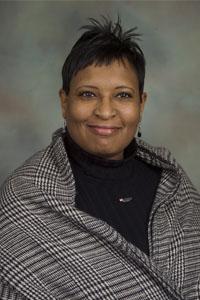 Commissioner Jacqueline Holmes